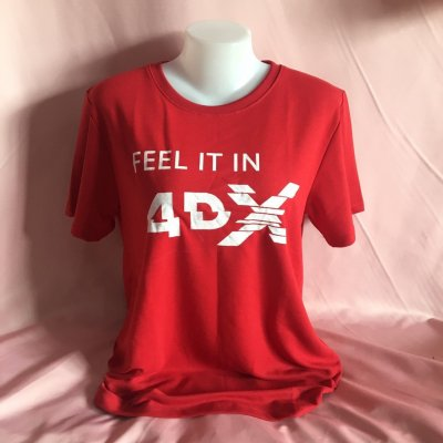 เสื้อ 4DX ของ Major