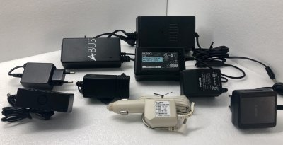 SWITCHING ADAPTOR AND POWER SUPPLY