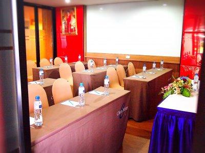 Sriracha Orchid Meeting Room