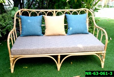 0์1Natural Rattan and Wood