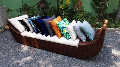 Pillow and cushion