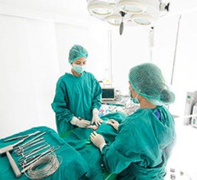 บริการผ่าตัดแผลเล็ก