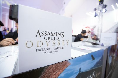Assassin's Creed: Odyssey Exclusive Launch