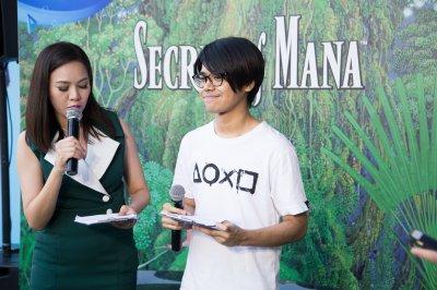 Event เปิดตัวเกม Secret of Mana
