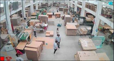 ติดตั้งกล้อง CCTV 16 ตัว