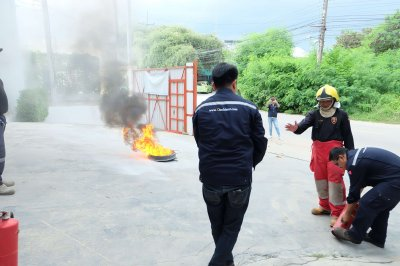 Firefight and Fire Escape Training