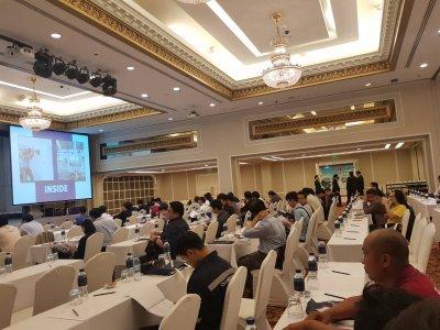 """เข้าร่วมสัมนา """"คู่มือการติดตั้งระบบไฟฟ้า ครั้งที่ 4 """" ณ โรงแรมแมนดาริน กรุงเทพฯ วันที่ 6 มิถุนายน พ.ศ.2562"""