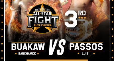 ALL STAR FIGHT 3RD