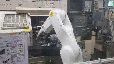 Robot Track Motion