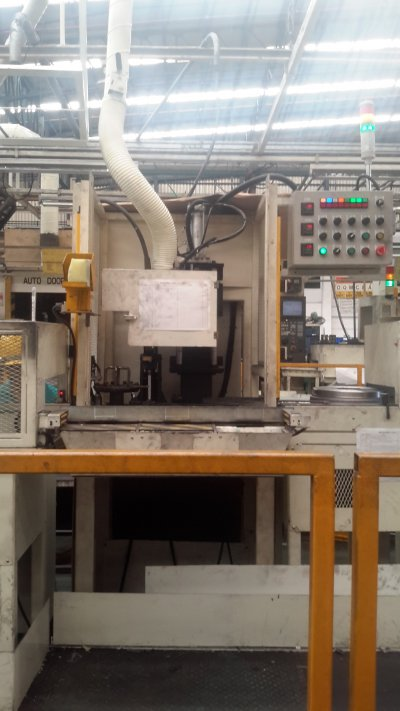 Semi-Auto Welding Machine