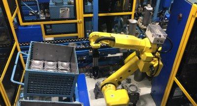 ROBOT 3D Vision
