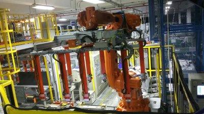 Intelligence Robot System
