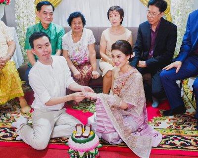 งานแต่งวันที่ 18 ม.ค.63