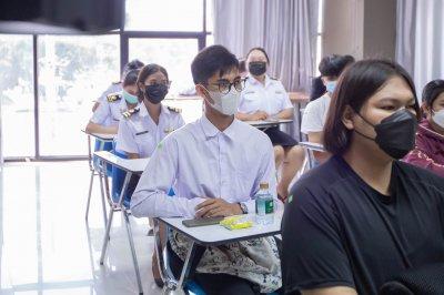 วันที่ 4 ตลาคม 2564 ปฐมนิเทศนักเรียนรุ่นที่ 40 ณ โรงเรียนเดอะแคร์การบริบาล