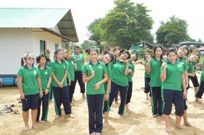กิจกรรมรับน้องรุ่น 12 , 13