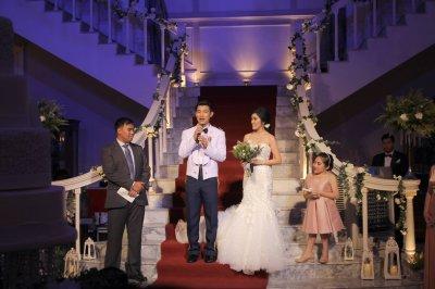 รวมงานแต่งงานจัดเลี้ยงกลางคืน