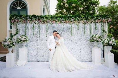 งานแต่งงานพิธีเช้าวังราชพฤกษ์