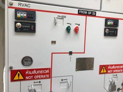 RMU (Ring Main Unit) การท่าเรือแหลมฉบัง