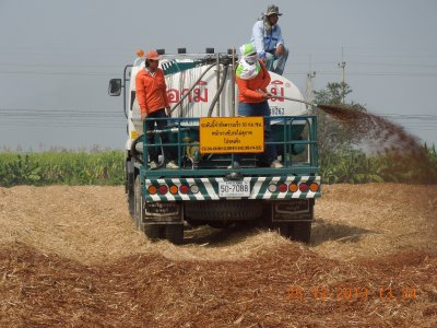 Ami-Ami® Soil structure improvement materials (Liquid)