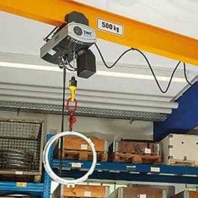 รอกโซ่ไฟฟ้า (Electric Chain Hoist)