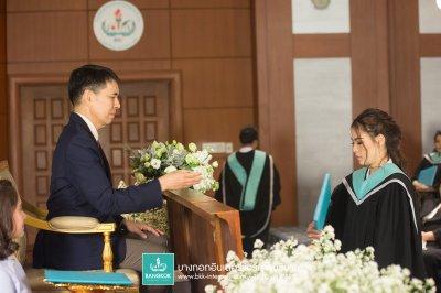 พิธีมอบประกาศนียบัตร ผู้สำเร็จการศึกษา ประจำปีการศึกษา 2560