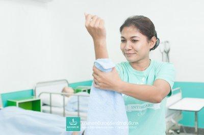 การล้างมือ (Hand Washing)