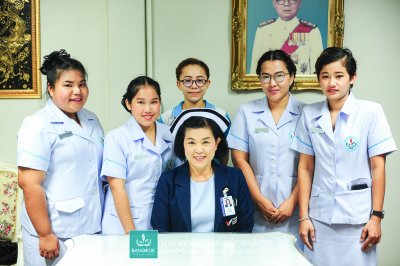 ส่งนักศึกษาฝึกงานโรงพยาบาลทั่วประเทศ