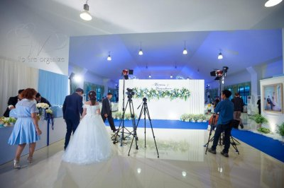 Wedding Blue