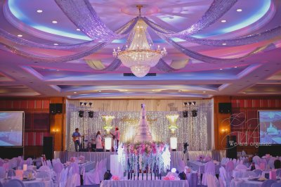 Wedding Pink&White