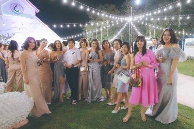 Wedding Garden Party