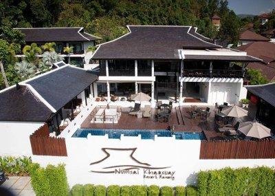 Numsai Khaosuay Resort Ranong, Thailand