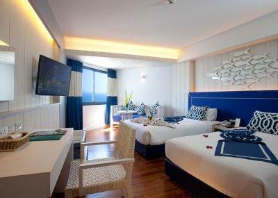 Jomtien Palm Beach Hotel And Resort