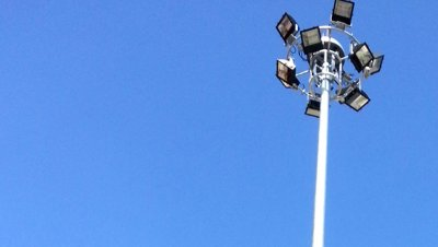 High Mast Installation