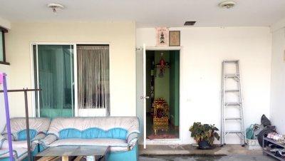 บ้านโครงการพฤกษาทาวน์