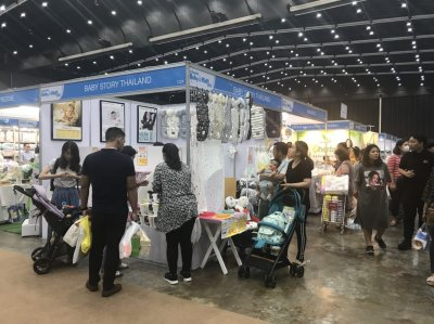 Baby Story Thailand @ Amarin Fair 28 Feb.-3 Mar 2019