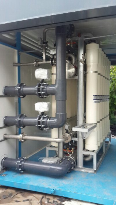 Wastewater Recycle system