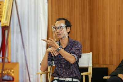"""September 5, 2020 : Film Seminar, The Road Ahead """"Thai Film and Video Industry After Covid-19 @ Conference Room, 8th Floor, The Ministry of Culture"""