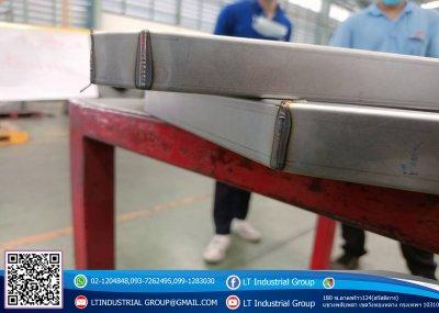 ส่งมอบเครื่อง welding Fiber Laser 1000w จำนวน 2 เครื่อง พิกัด บริษัท เอส เอ็น ซี คริเอติวิตี้ แอนโทโลจี จำกัด