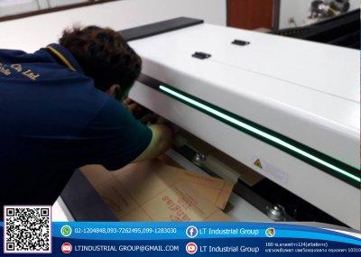 ส่งมอบเครื่อง Laser CO2 ขนาดพื้นที่ 1.3x2.5 M. พิกัด ทูวี เฟอร์นิเจอร์  รามอินทรา กรุงเทพมหานคร