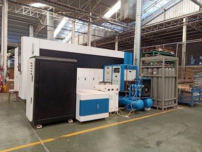 ส่งมอบfiber laser ยี่ห้อ SENFENG รุ่น SF3015H และ ปั้มลมแรงดันสูง 1.6Mpa./20HP  พิกัดสิงห์บุรี