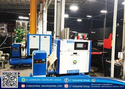 ส่งมอบเครื่อง  Fiber Laser รุ่น SF3015H กำลังเลเซอร์ 4000W พิกัด  BH PRO จังหวัดสิงห์บุรี
