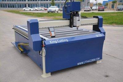 ส่งมอบ CNC KINGCUTTING  MACHINE 3.0 KW พิกัด บุรีรัมย์