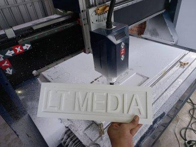 ส่งมอบเครื่อง CNC  ONLINE 3.5 KW พิกัดประจวบคีรีขันธ์