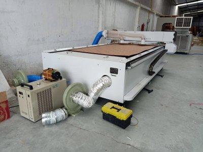 ส่งมอบเครื่อง Laser CO2   พิกัด สมุทรปราการ