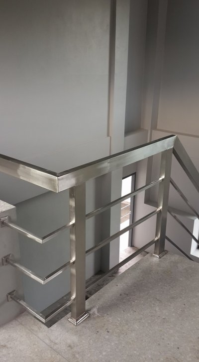 Stainless steel works