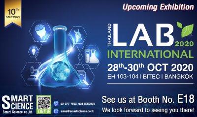 Thailand Lab International 2020