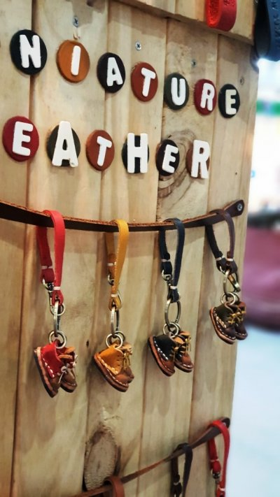 Wood & Leather Craft