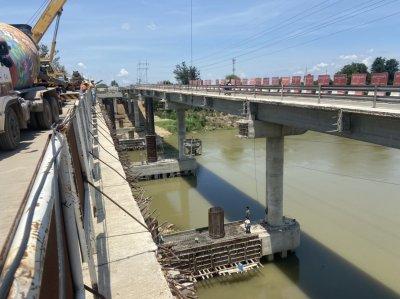 ศูนย์สร้างและบูรณะสะพานที่ 3