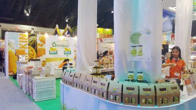 Thaifex-World of Food Asia 2016
