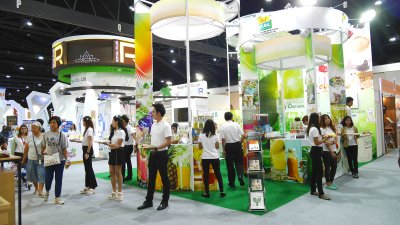 Thaifex-World of Food Asia 2017